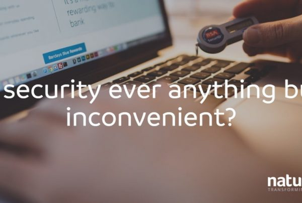 What makes a secure password? - Natural HR