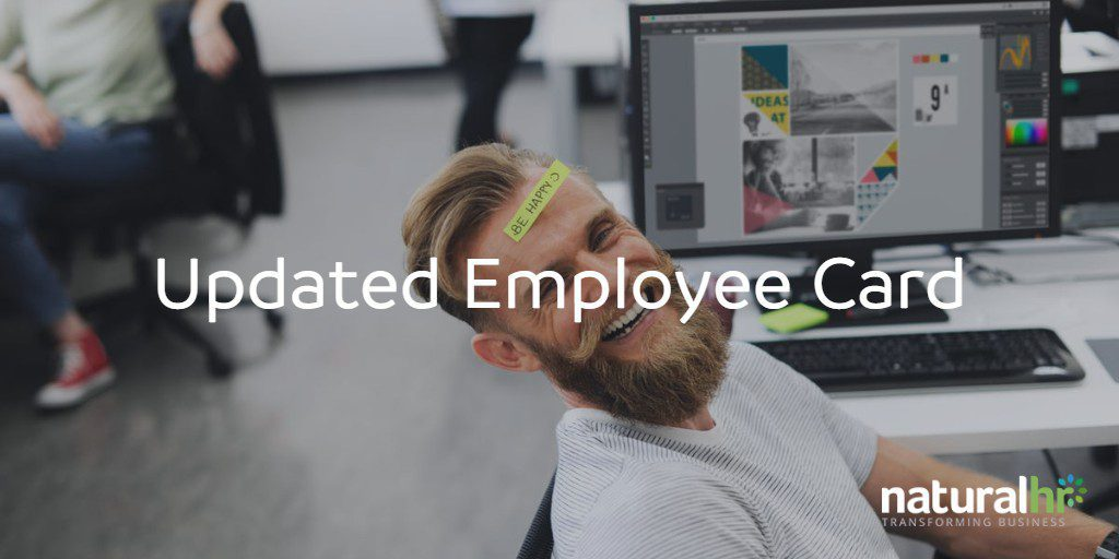 employee cards