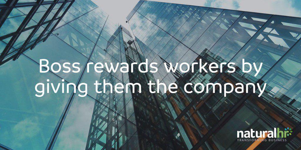 company rewards