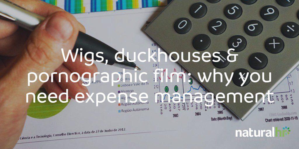 expenses management