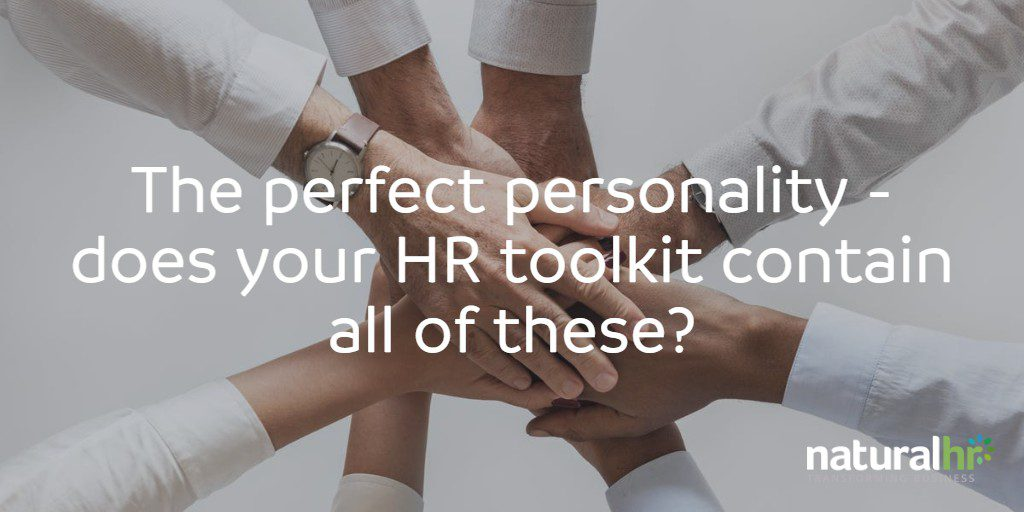 hr personality toolkit