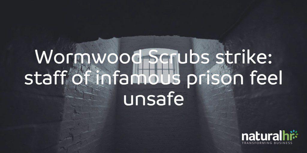 wormwood scrubs strike