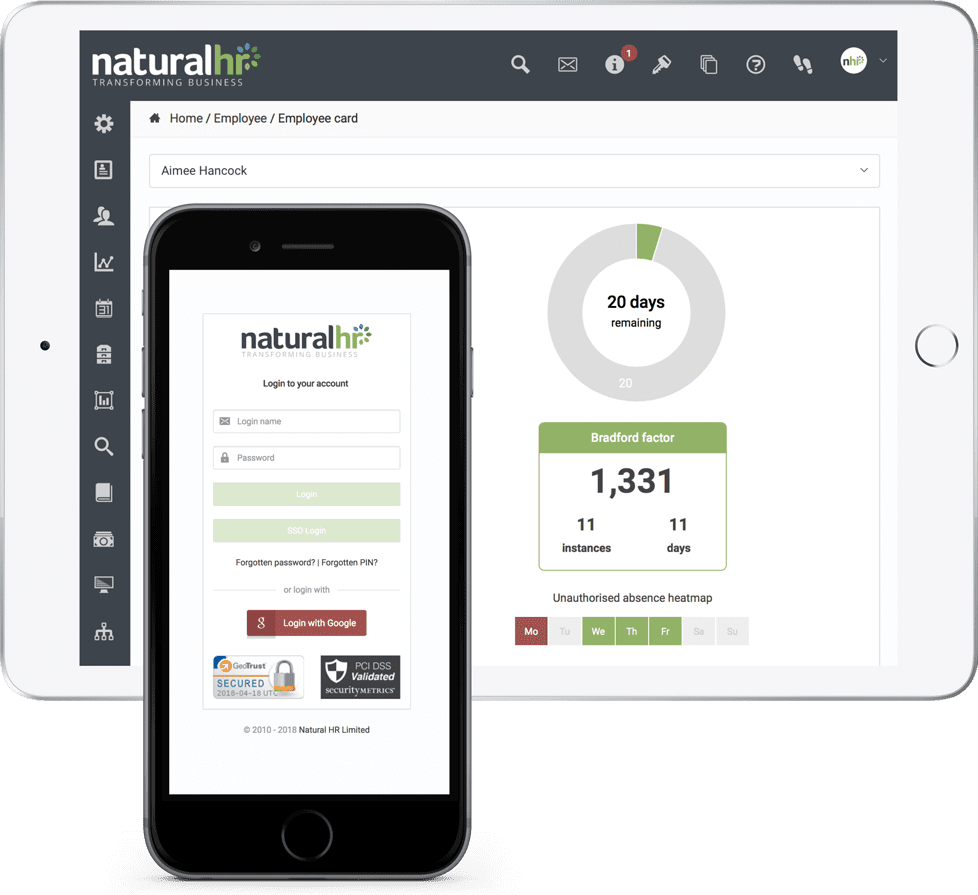 Natural HR - HR Software