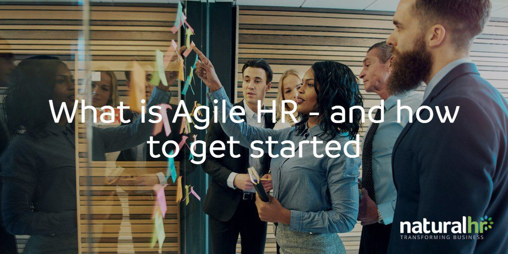 what is agile hr