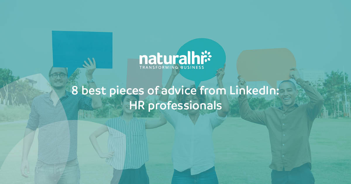 Best HR advice from LinkedIn