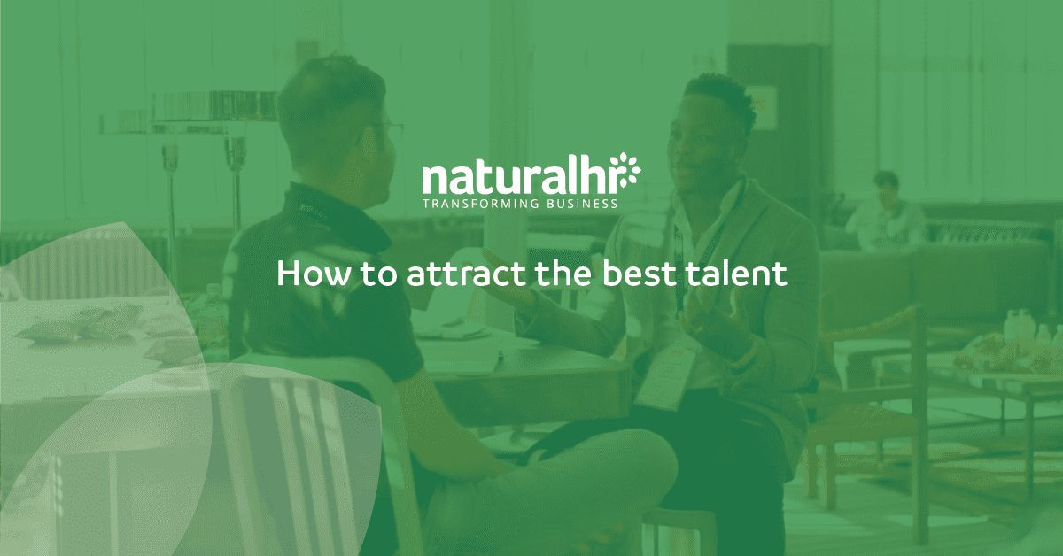 attract the best talent