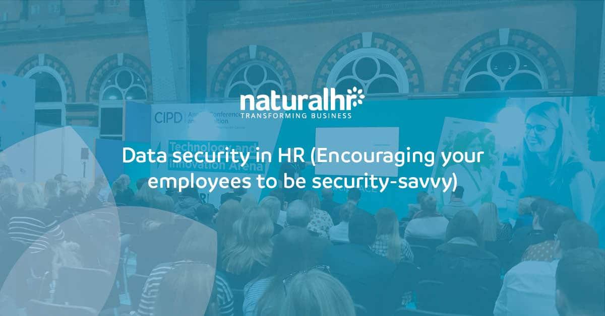 Data security in HR