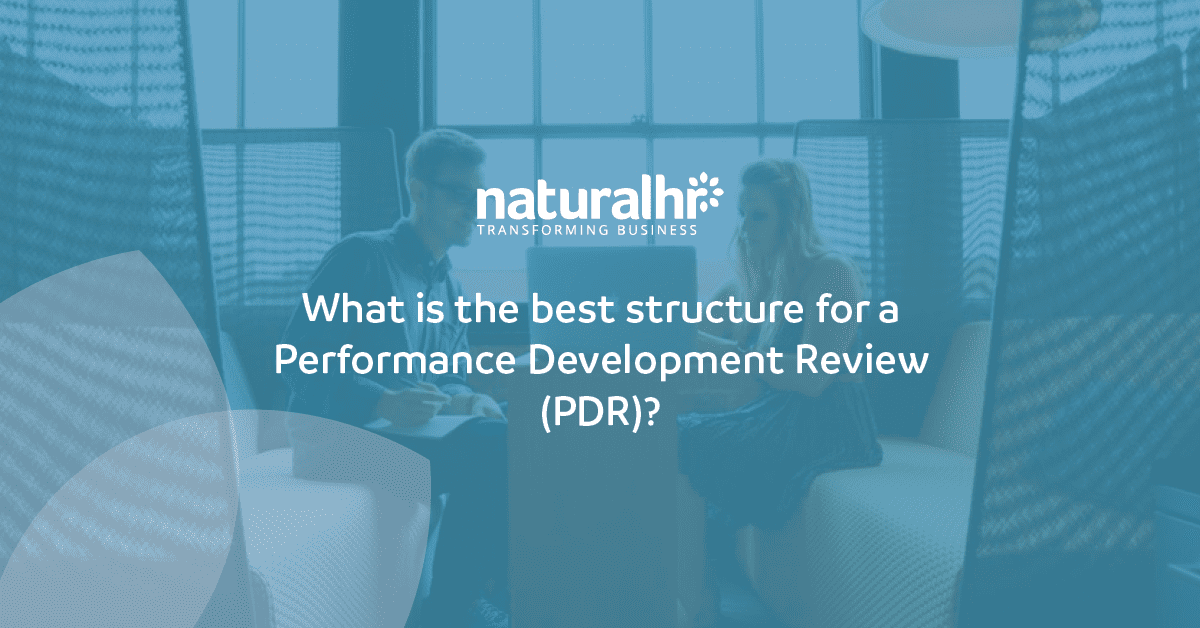 Performance development review