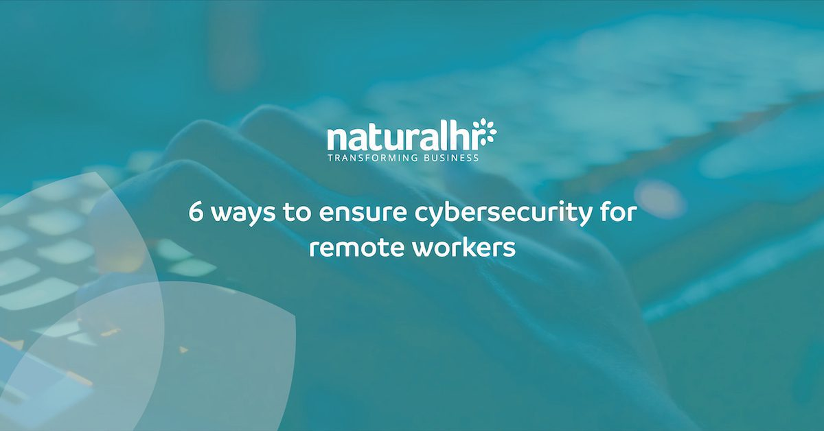 cybersecurity for employees
