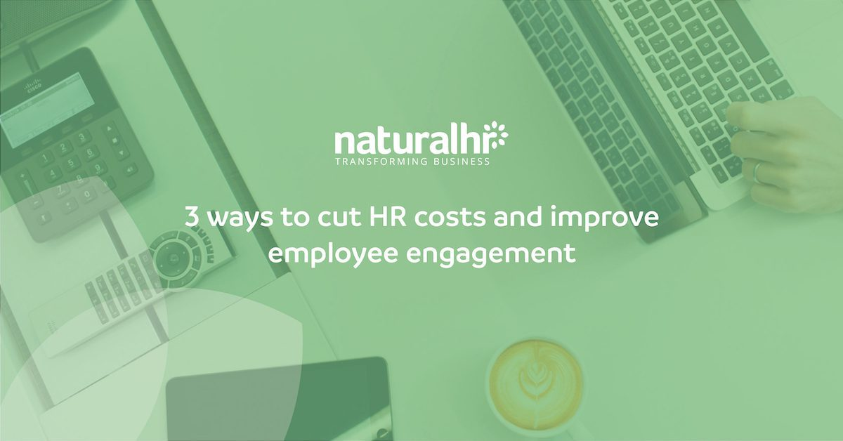 Cutting HR costs