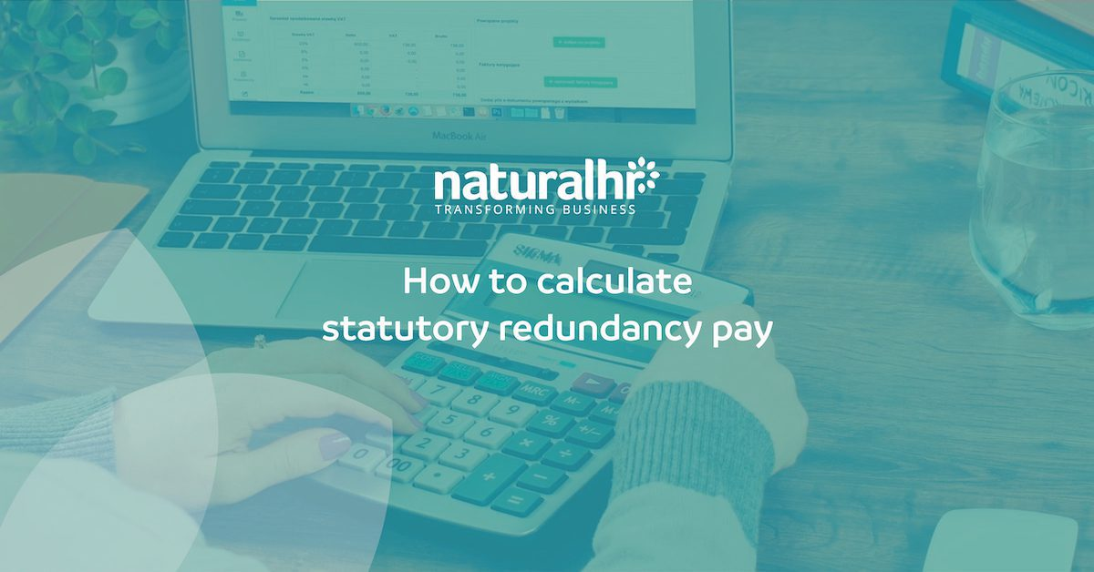 statutory redundancy pay calculation