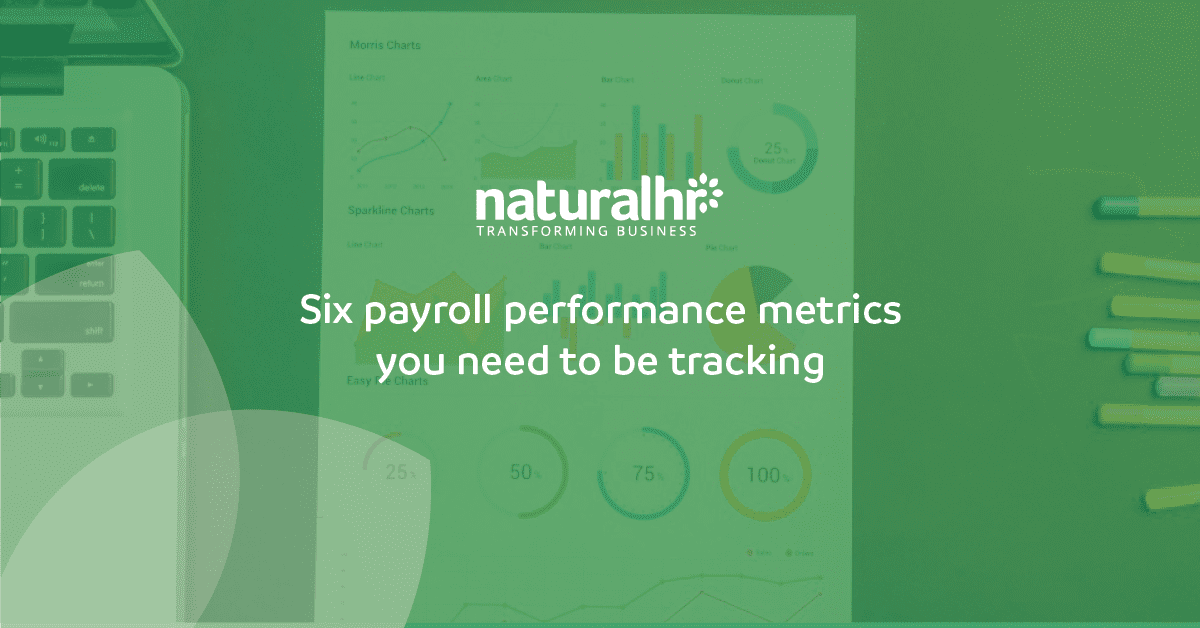 BLOG - 6 Payroll performance metrics you need to be tracking