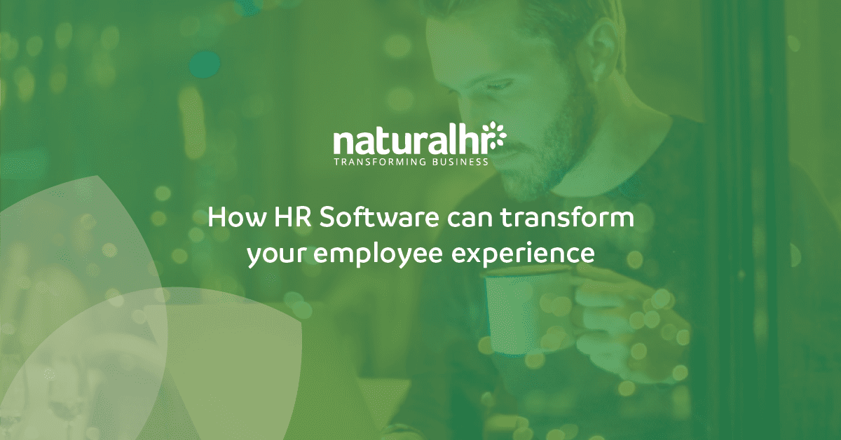 how HR software can transform your employee experience
