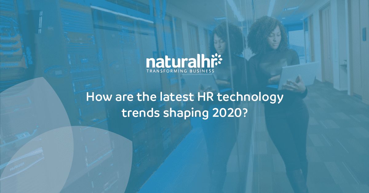 HR technology trends in 202o