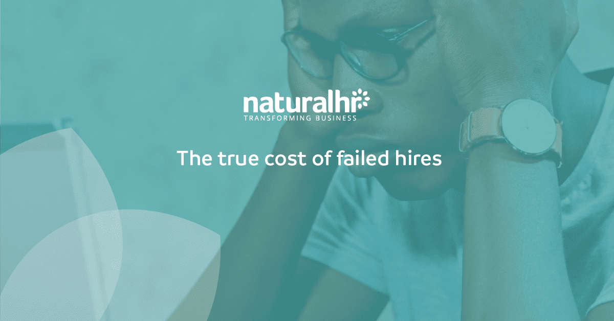 The true cost of failed hires
