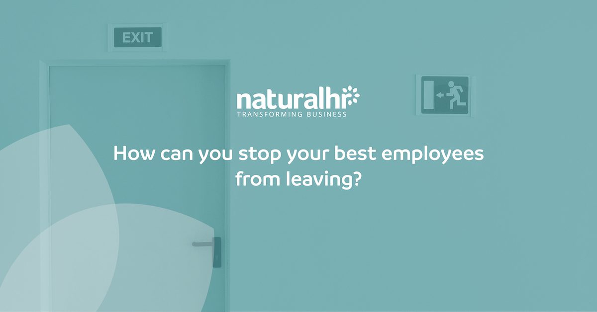 Stop employees leaving