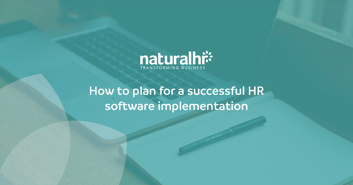 successful HR software implementation