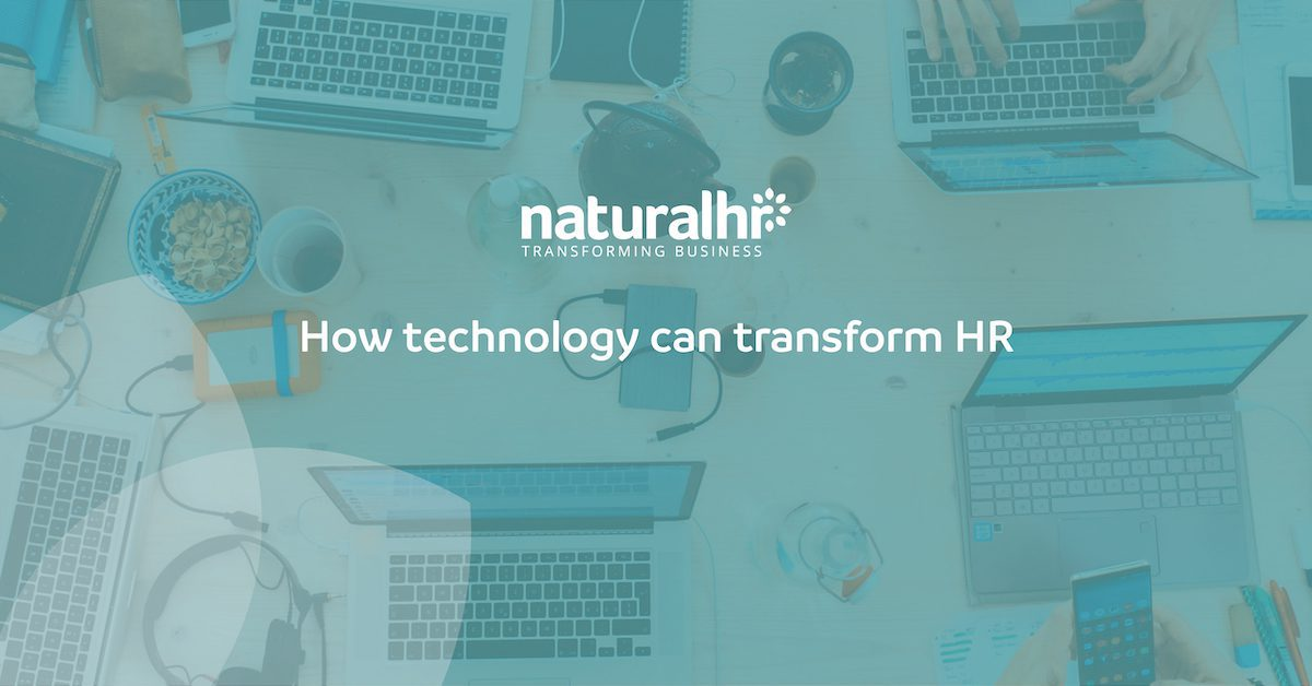 How tech can transform HR