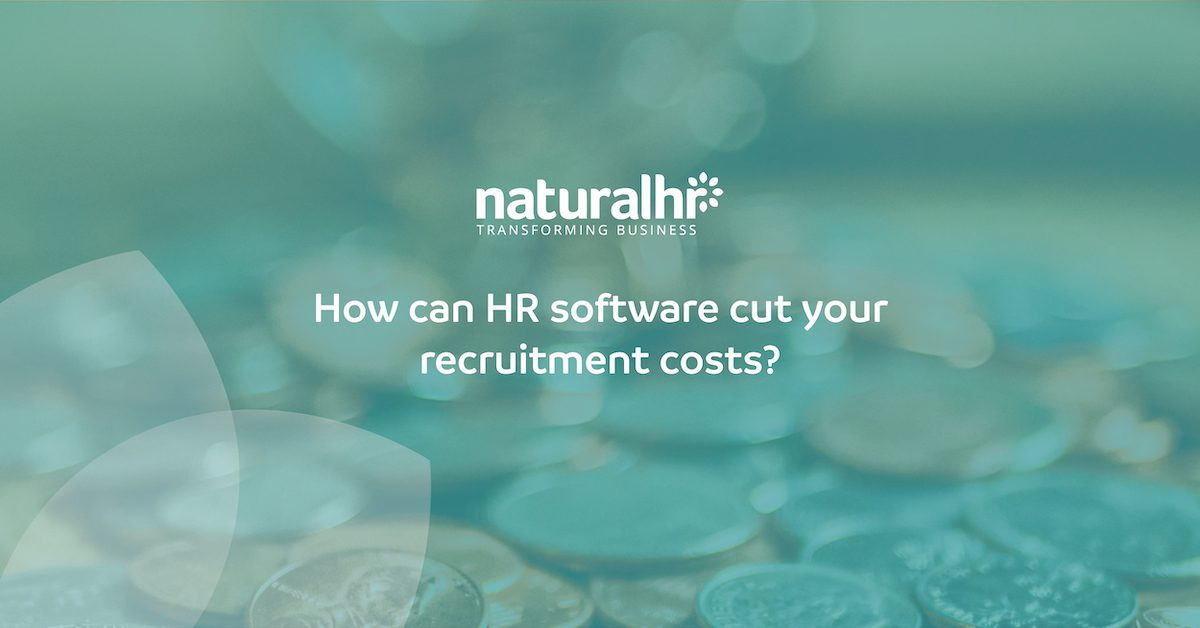 How can HR software cut your recruitment costs
