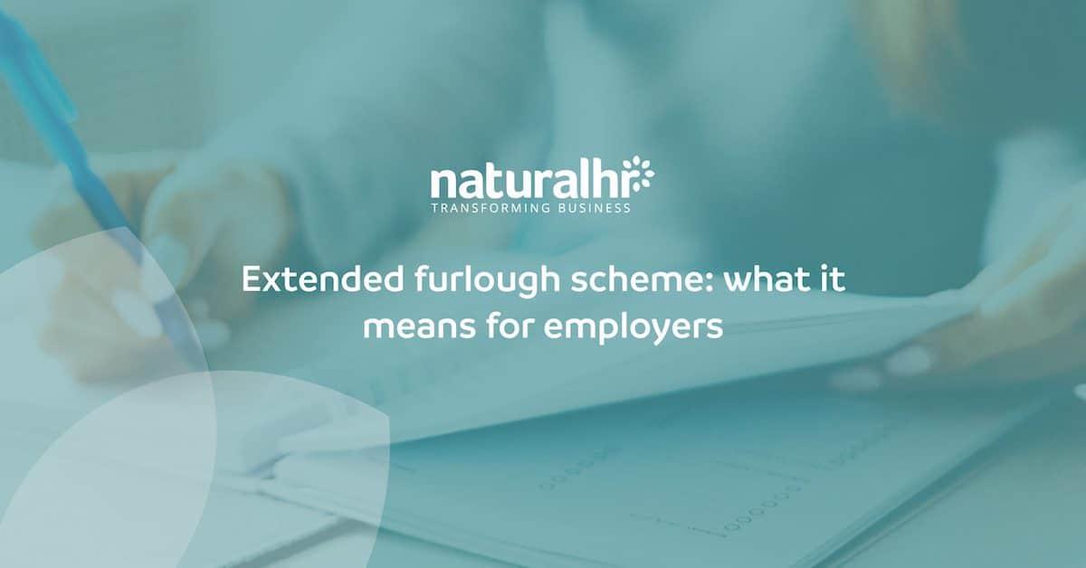 extended furlough scheme