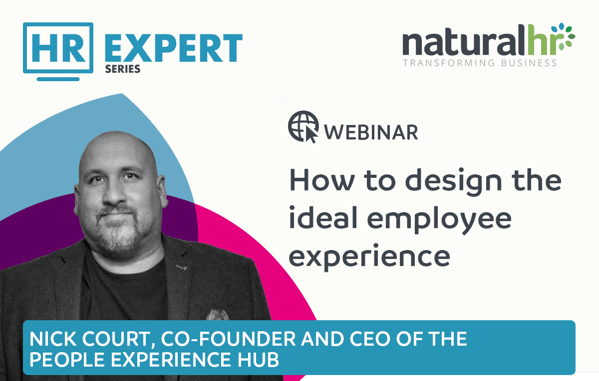 Nick Court HR webinar