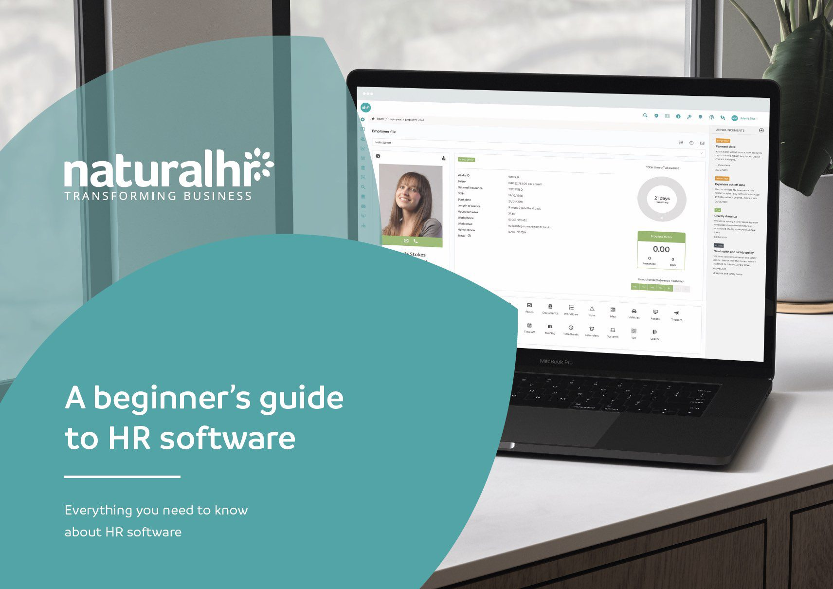 beginners guide to hr software