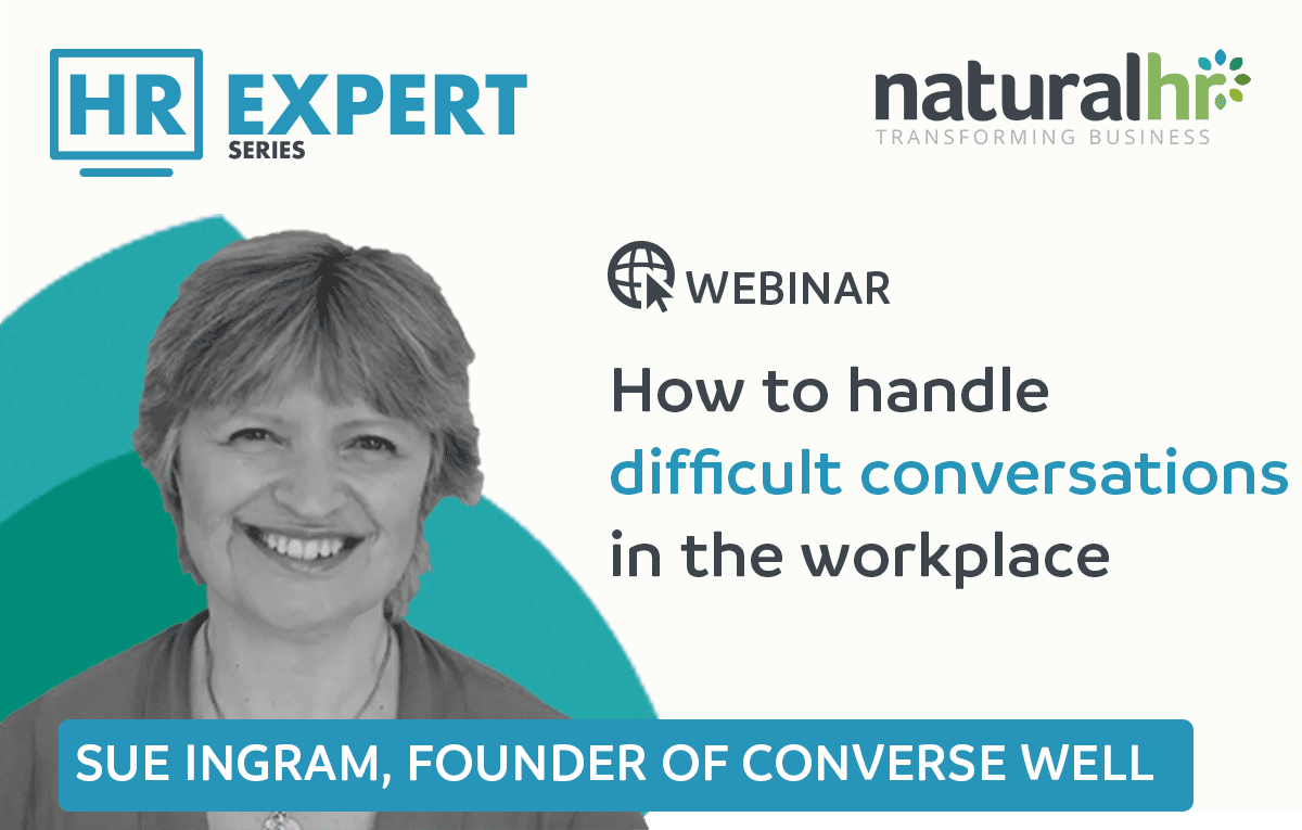 Sue Ingram HR webinar