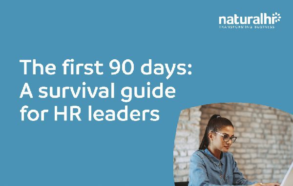 first 90 days of a hr leader