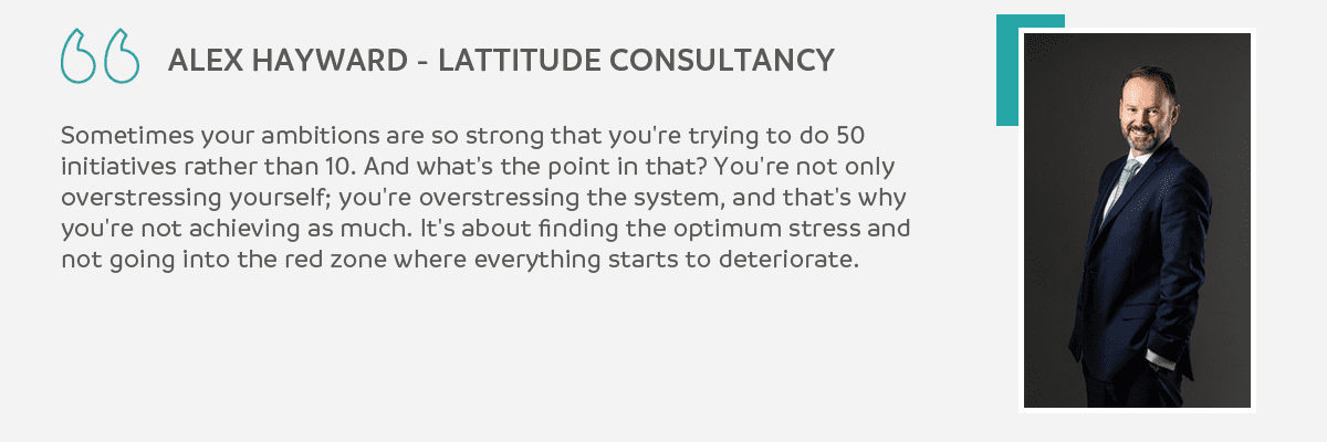 Alex Hayward - HR Resilience Quote