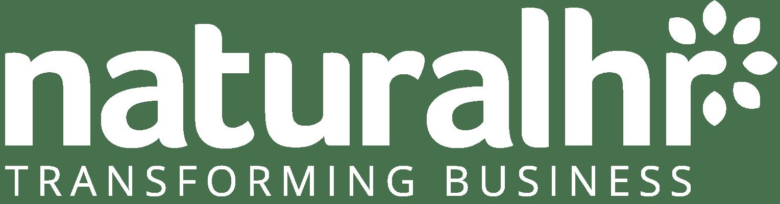 White Natural HR logo