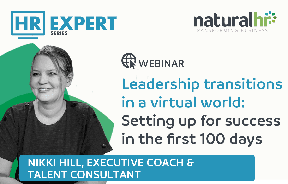HR Expert Webinar: Nikki Hill, Executive Coach & Talent Consultant