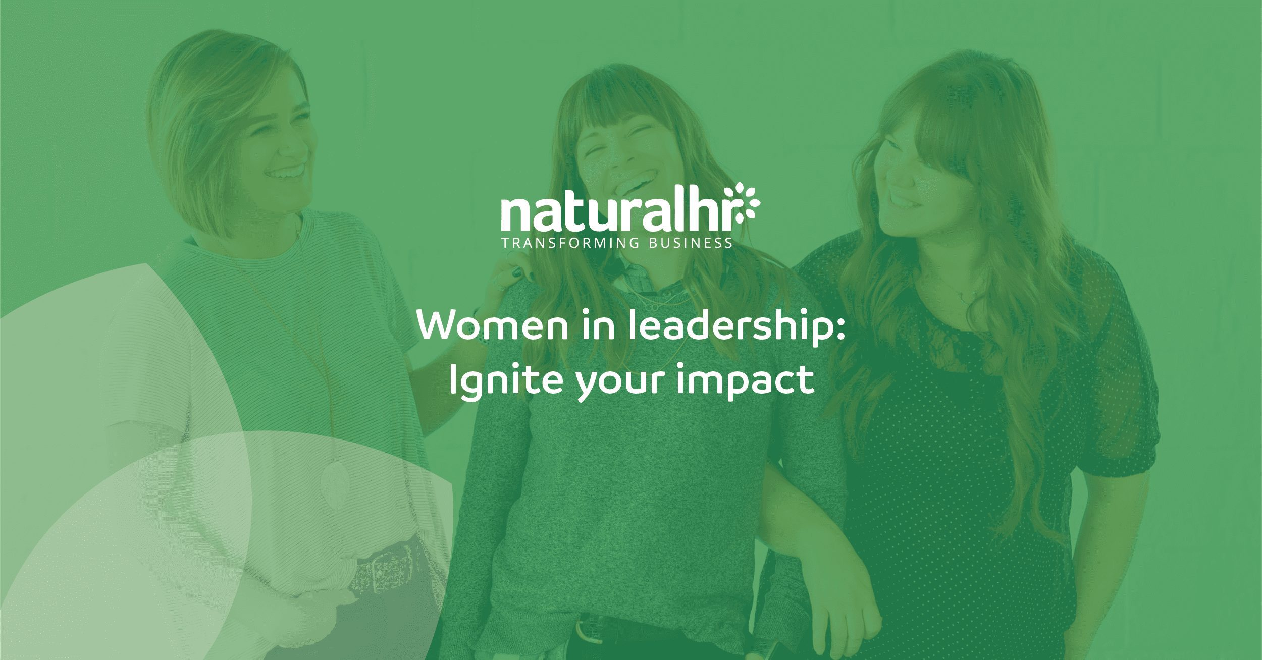 Blog - Women In leadership