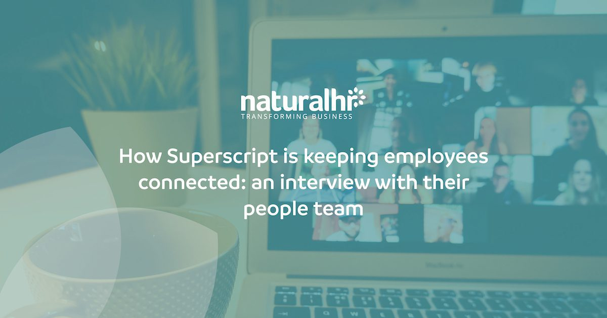 Superscript employee engagement
