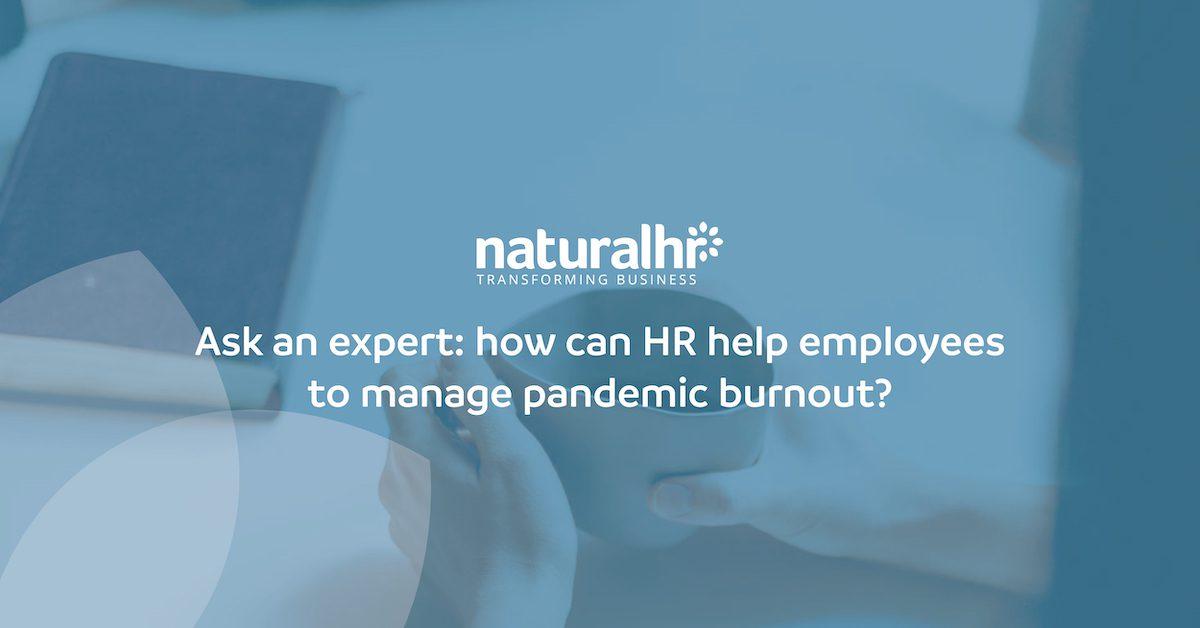 pandemic burnout