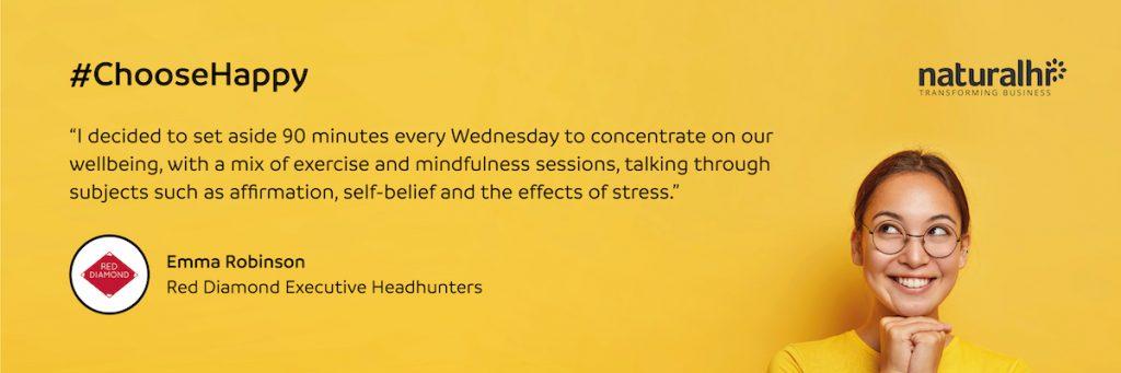 Red Diamond Executive Headhunters quote
