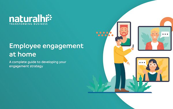 Employee engagement at home eBook