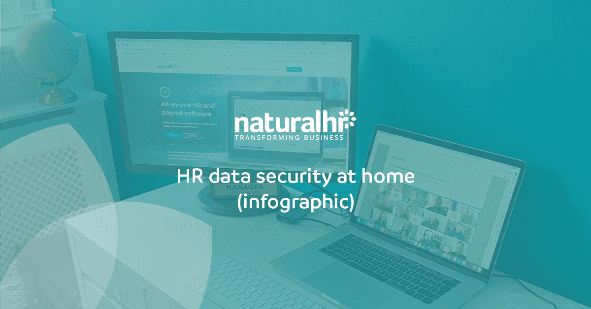 hr data security at home